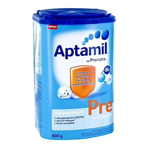Preisvergleich Produktbild Aptamil Pre Anfangsmilch mit Pronutra,  800g