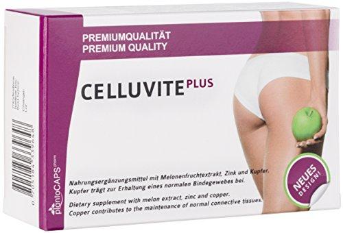 plantoCAPS® CELLUVITE PLUS | Bindegewebe Kapseln aus der Apotheke | Cellulite | Orangenhaut