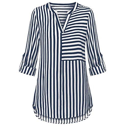Mujer blusa camiseta tops manga larga casual moda2018 0cd02da8a0a