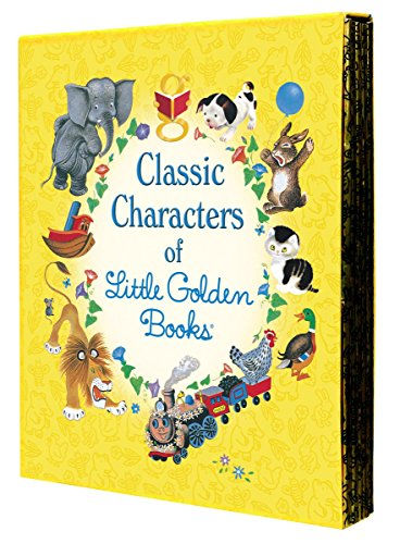 Classic Characters of Little Golden Books por Various