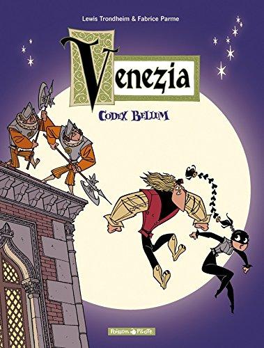 Venezia, tome 2 : Codex bellum