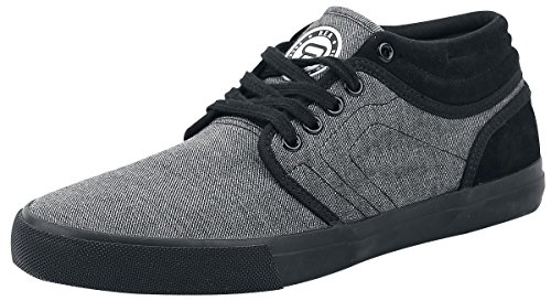 R.E.D. by EMP Low Grey Scarpe sportive nero EU37