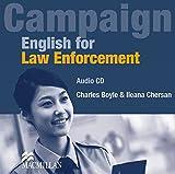 Campaign: English for Law Enforcement / 2 Audio-CDs
