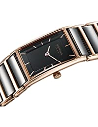 BERING Time Damen-Armbanduhr Slim Ceramic 30121-746