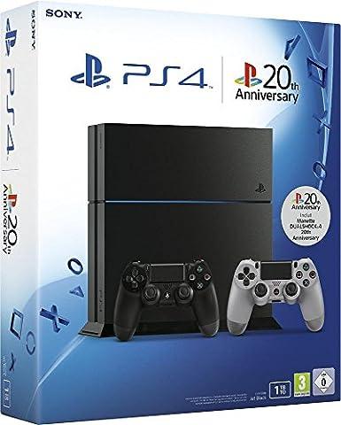 Console PS4 1 To + 2ème manette PS4 Dual Shock