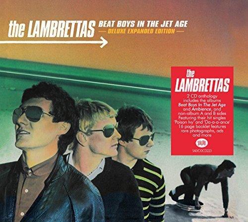 Preisvergleich Produktbild Beat Boys in the Jet Age (Deluxe Expanded Version)
