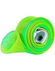 Gaddrt Casting canne à pêche tige de couverture douille de protection embout Glover sac chaussette, polyéthylène, 30mm 170cm