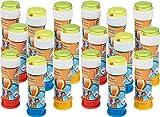 Idena 7230050 Seifenblasen 60 ml Dose (18er Spar-Pack)
