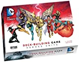 Cryptozoic Entertainment - 330255 - Jeu De Cartes - Dc Comics Heroes Unite - Deck Building