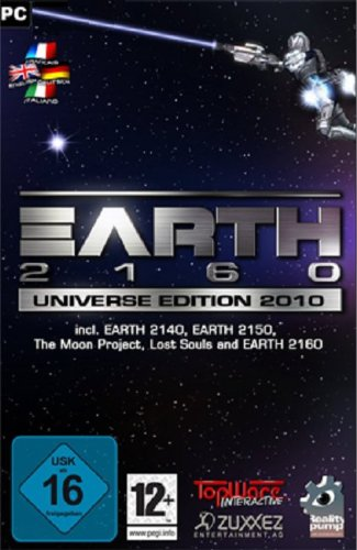 Earth 2160 [PC Download]