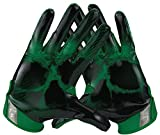 Nike Vapor Jet 4 American Football Handschuhe Receiver - Pine Green/Electric Green/Black (Medium)