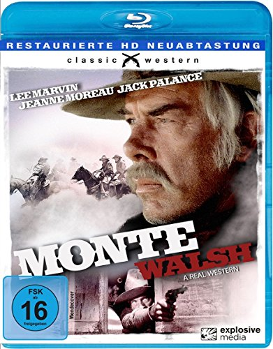 Monte Walsh [Blu-ray]
