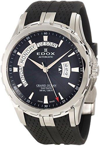 Edox Grand Ocean reloj hombre automática 83006 3 NIN