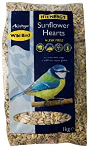 Wild Bird Sunflower Hearts
