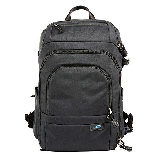 SIRUI UrbanPro 13 Profi Kamerarucksack (für SLR und weitere Objektive, 13 Zoll (33cm) Laptop, Zubehör, mit Schnellzugriff) schwarz