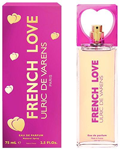 Ulric de Varens - Acqua di profumo French Love, 75ml