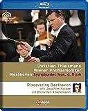 BEETHOVEN Sinfonien 4, 5 & 6 Christian THIELEMANN (+ 170 min. Doku mit Joachim Kaiser) Blu-ray