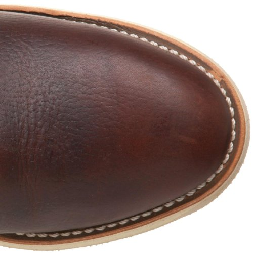 red wing Chukka briar oil slick