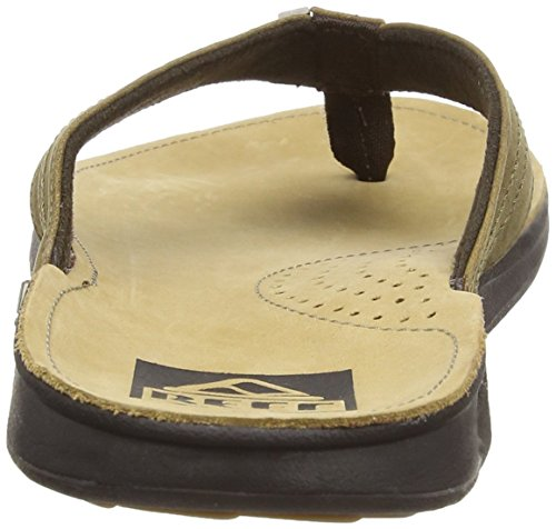 Reef J-Bay Iii, Tongs Homme Marron (Sand)