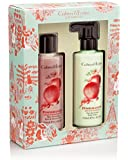 Crabtree & Evelyn Pomegranate/Argan and Grapeseed Duo