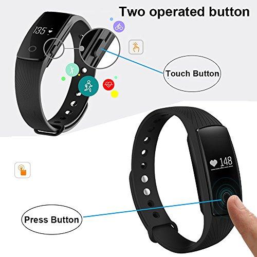 Zoom IMG-3 willful fitness tracker orologio braccialetto