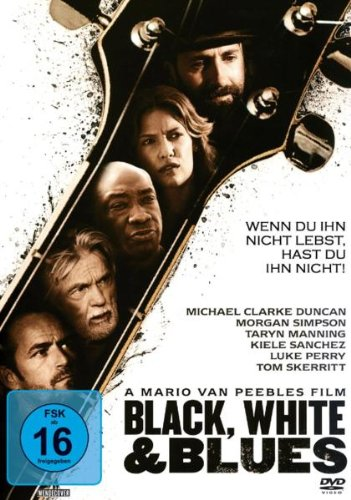 Black, White and Blues [DVD]