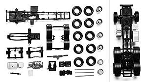 Herpa - 083 492 - Tractor chasis Scania Allrad 3-axial - 2 Habitaciones