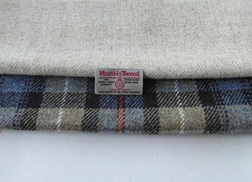 Die Harris Tweed Kollektion... 2Farben Stoff Material bei 75cm x 25cm... Nr. oa120.. mit...