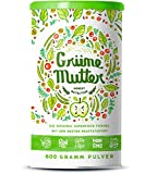 Grüne Mutter | Smoothie Pulver | Die Original Superfood Formel u.a. mit Weizengras, Brennnessel,...