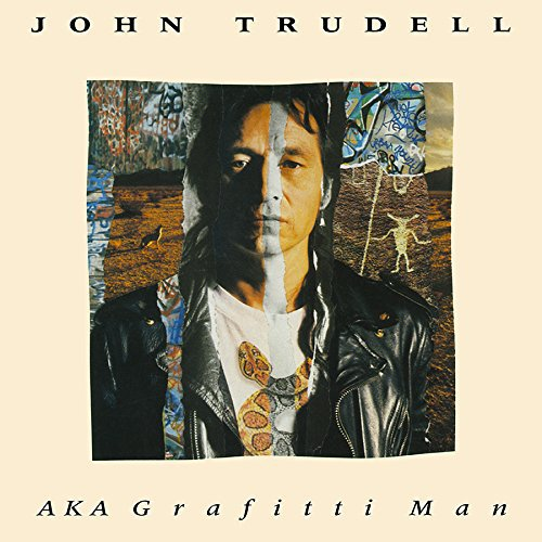 AKA Grafitti Man (2 LP, 180 Gram, Includes Download Card) (VINYL) - John Trudell - 2017