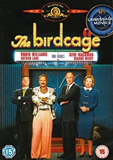The Birdcage [Region 2] by Robin Williams