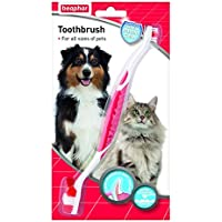 Beaphar Double Ended Toothbrush
