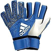 Adidas Ace League Guanti da portiere, Unisex, ACE League, blue/Core black/White/Shock pink s16, 9