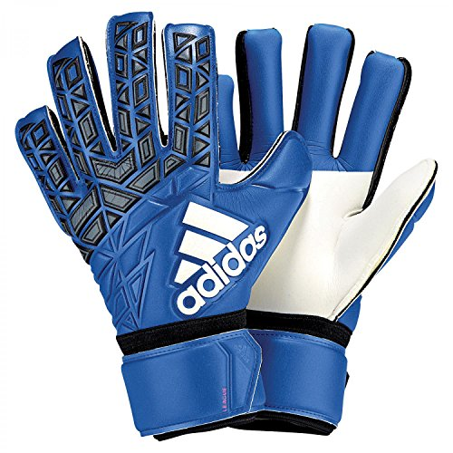 adidas Herren Ace League Torwarthandschuhe, Blue/Core Black/White/Shock Pink S16, 9