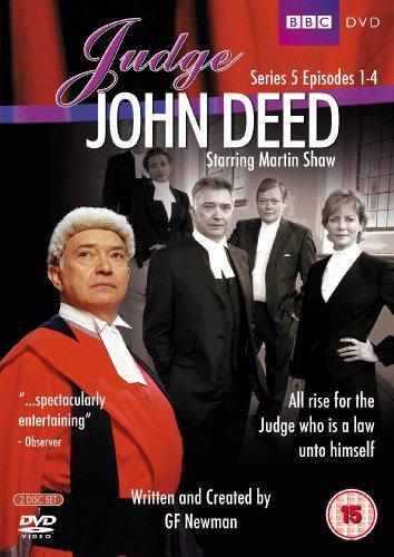 Judge John Deed - Series 5 (Episodes 1-4) [2 DVDs] [UK Import]