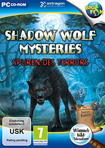 Shadow Wolf Mysteries: Spuren des Terrors