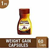 Accumass Weight Gain Capsules 60Caps - Ayurvedic