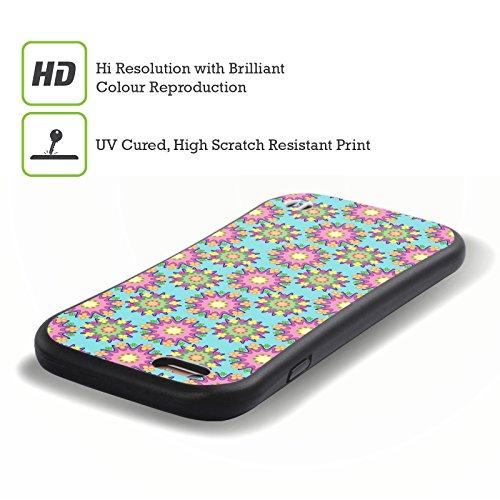 Ufficiale Shelly Bremmer Fuochi DArtificio Fiori Case Ibrida per Apple iPhone 7 / iPhone 8 Boccioli