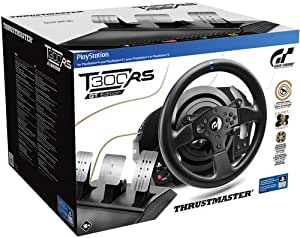 Thrustmaster T300 RS GT Racing Wheel for PlayStation 4
