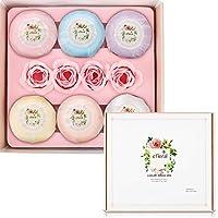 Bath Bombs Gift Set Natural Bath Supplies Bath Set For Women 9