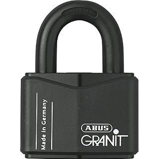 ABUS KG 43118 Padlock, Black, 70 mm
