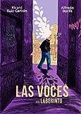 Las voces y el laberinto (Cómic / Nov. Gráfica)