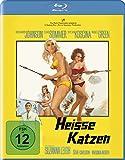 Heisse Katzen - Deadlier Than the Male - Uncut [Blu-ray]