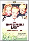 George Sanders Saint Movie Collection [Import USA Zone 1]