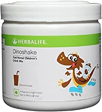 Herbalife Dinoshake Children Height Growing Nutritional Drink Mix (Chocolicious)