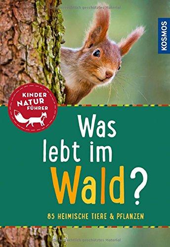 Was lebt im Wald? Kindernaturführer: 85 heimische Tiere und Pflanzen (Mein erstes...)