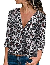 7c824ae366988 Amazon.es  Blusas y camisas - Camisetas