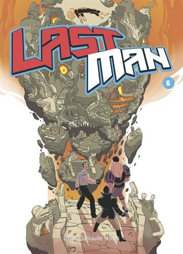 Lastman, Tome 6