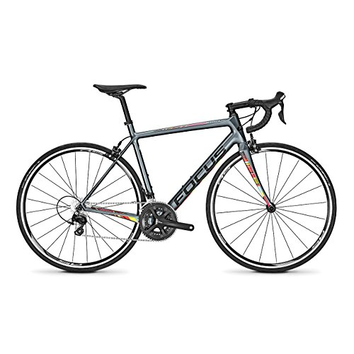 Focus Izalco Race 105 Battle Grey Talla 54 M