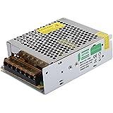 Liqoo® 120W DC 12V 10A LED Netzteil Treiber Trafo Transformator Netzgerät für Leuchmittel Streifen 130 x 98 x 40mm